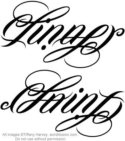 170 best images about 39 ambigrams 39 on pinterest logos for Two words in one tattoo generator