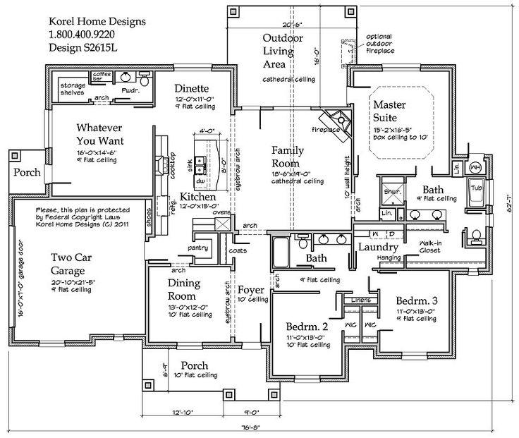 218 best house plans images on pinterest | log cabins, log cabin