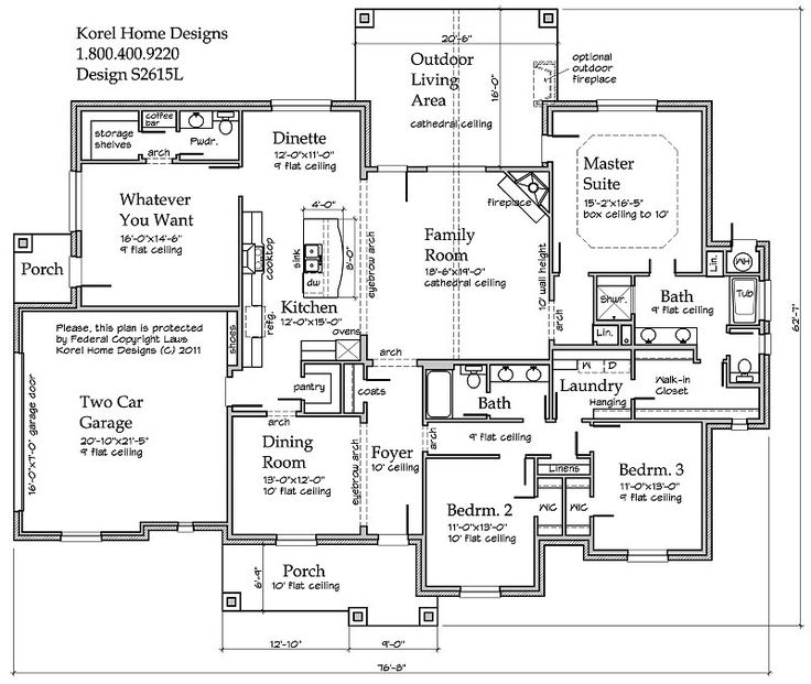 164 best images about house plans on pinterest bonus rooms monster house and first story - Beautiful House Plans