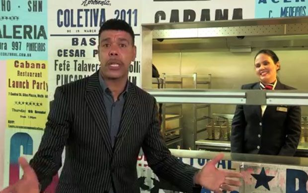 World Cup Brazil 2014: Chris Kamara learns the Portuguese for Unbelievable Jeff! - Telegraph