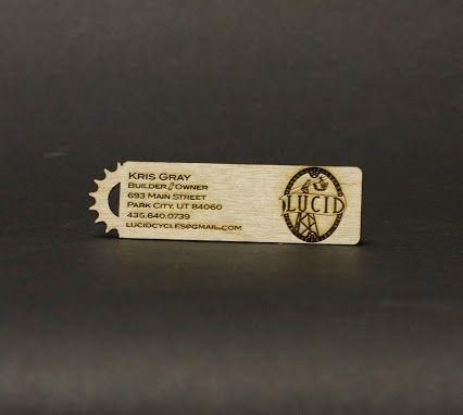 Interesting business card - Big Hit Laser Engraving - Google+ | #Business #Card #letterpress #creative #paper #bizcard #businesscard #corporate #design #visitenkarte #corporatedesign < repinned by www.BlickeDeeler.de | Have a look on www.LogoGestaltung-Hamburg.de