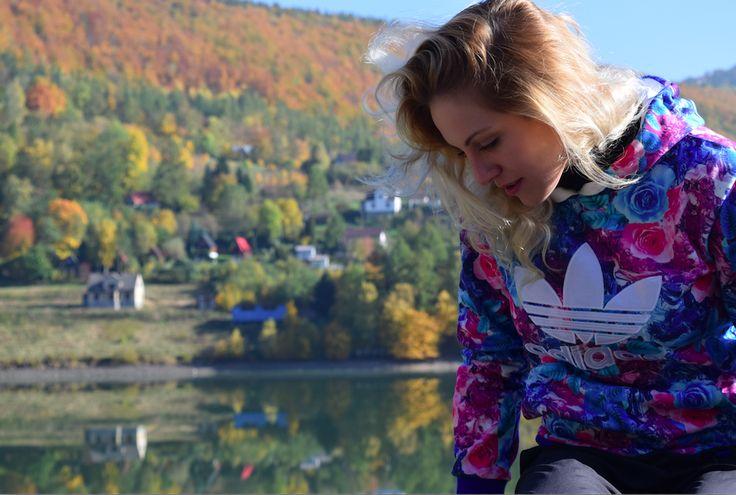 Adidas Hoodie by Natalia