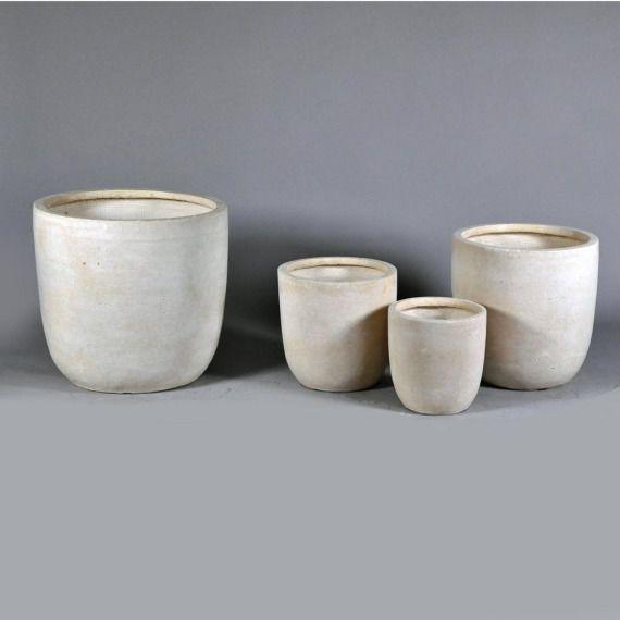 Donica Egg Pot Desert wysokość 41 cm 25612-3