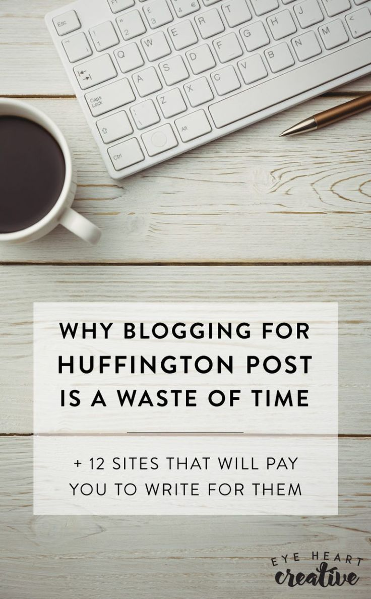 invitation letter for australibusiness visa%0A Blogging for Huffington Post is a Waste of Your Time