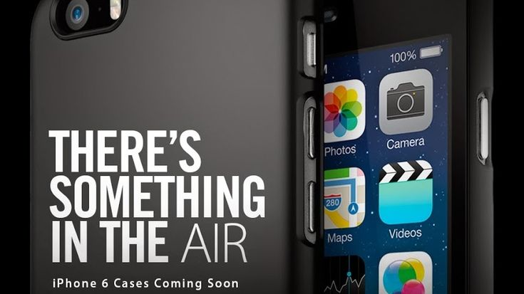 Case maker outs the 5.5-inch iPhone 6 as the iPhone Air | Amazon listings and promotional art hint at the long rumoured 4.7-inch and 5.5-inch handsets. Buying advice from the leading technology site