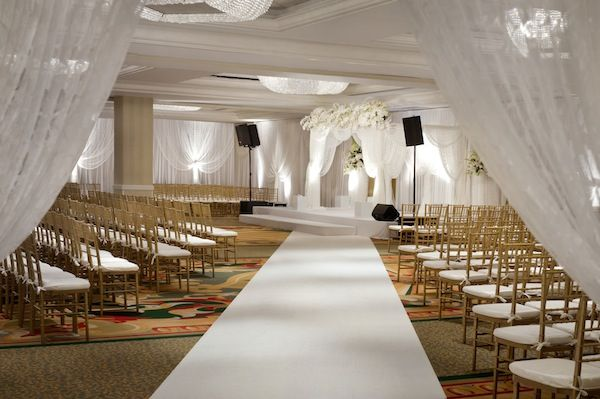 5 ideas for jewish wedding halls marriott brooklyn for Best wedding venues in new york state