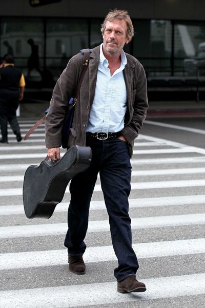 Hugh Laurie shoes