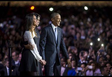 President Obama's Farewell Address: Katy Perry, Big Sean, Niall Horan & More React