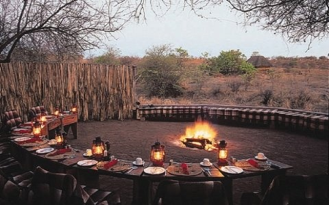 Mashatu Tented Camp, Botswana - this looks amazing!