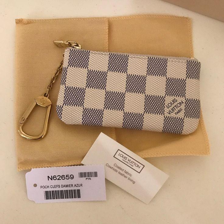 Buy Louis Vuitton Damier Wallet Pouch, Size: ONE SIZE, Description: Louis Vuitton Wallet Pouch , Seller: gonzalezk818, Location: Other
