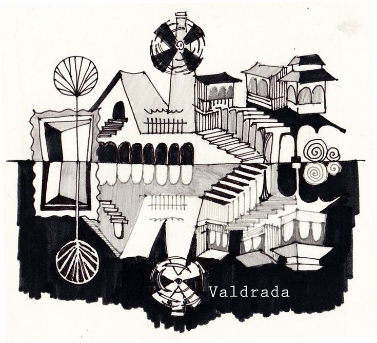 italo calvino invisible cities valdrada - Google Search