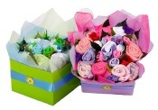 Beautiful Baby Bouquets by Little Grasshopper