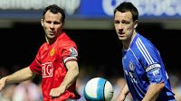 Chelsea captain John Terry keen to emulate Manchester United legend Ryan Giggs.