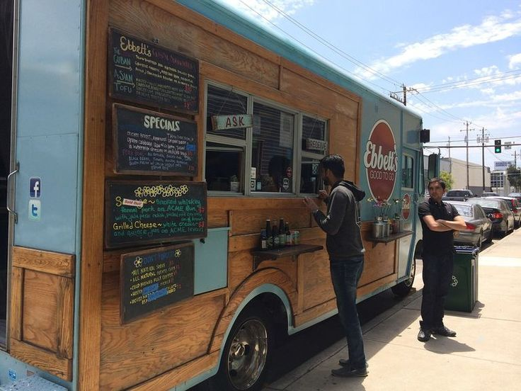 Best 25+ Food Truck Business Ideas On Pinterest | Food Truck Menu