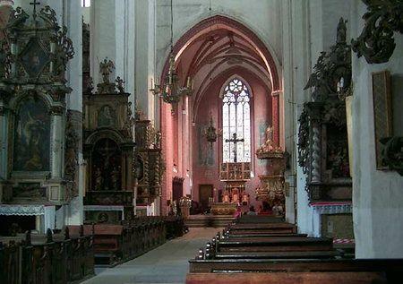 Toruń, katedra św. Janów Chrzciciela i Ewangelisty - WIEM, darmowa encyklopedia