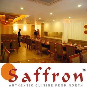 Saffron Restaurant ahmedabad
