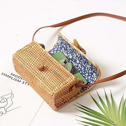 Just 11 Really Pretty Small Bags To Treat Yourself With Because You Deserve It Bags Small Bags Rattan Bag
