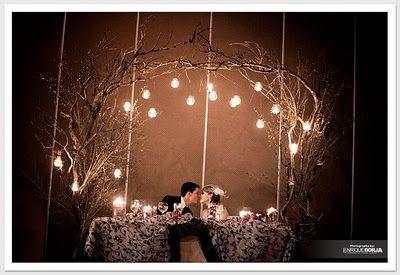 Decoración de Mesas de novios... ~ Wedding Planner ¡WOW QUE BODA!