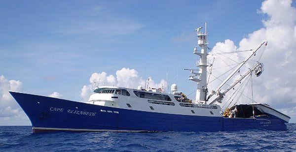 Fishing boats seiner cape elizabeth tri marine is for Purse seine fishing