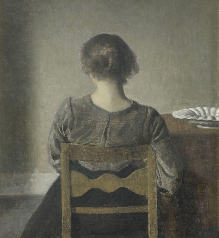 Vilhelm Hammershøi | Amos Anderson taidemuseo