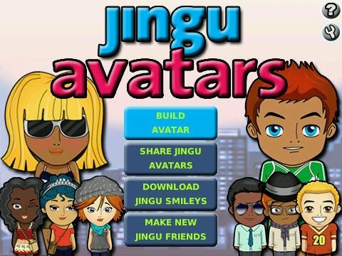 Jingu Avatars - Aplikasi Membuat Avatar Kartun Keren