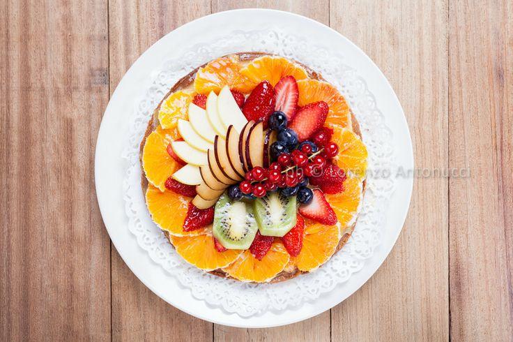 Photo Fruit tart by Lorenzo Antonucci on 500px