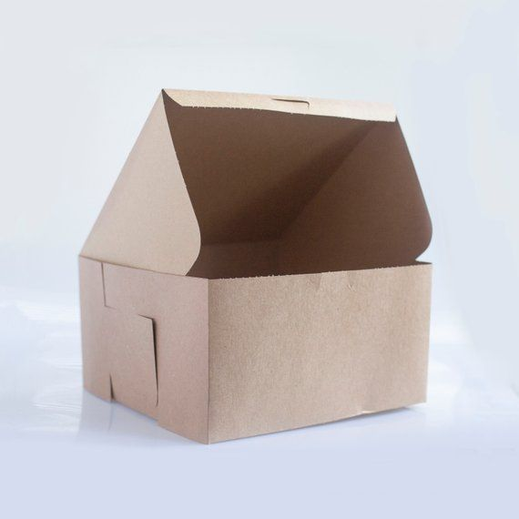 10 X 10 X 5 5 Inch Kraft Brown Bakery Box Choose Your Quantity Cake Box Bridesmaid Gift Box Brown Gift Bridesmaid Gift Boxes Gift Box Birthday Box Cake