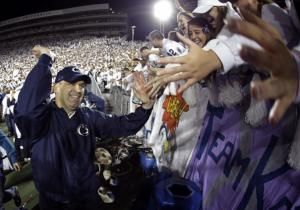 Former Penn State coach Bill O'Brien blasted the Joe Paterno-era loyalists in an off-the-record conversation with a Pennsylvania journalist that was published Wednesday after O'Brien left Happy Valley for the Houston Texans.