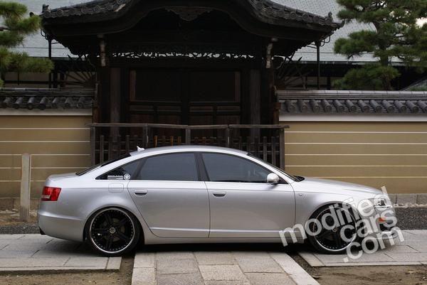 Modified Audi A6 2006 Picture