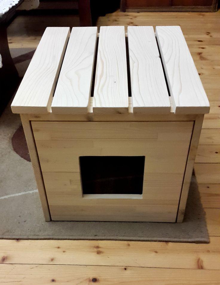 Best 20 Cat Litter Boxes Ideas On Pinterest Hidden Litter Boxes Litter Box And Hide Litter Boxes