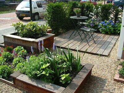 De lente komt er aan! Tijd om wat inspiratie op te doen voor de tuin, we hebben enkele voorbeelden voor je op een rijtje gezet!
