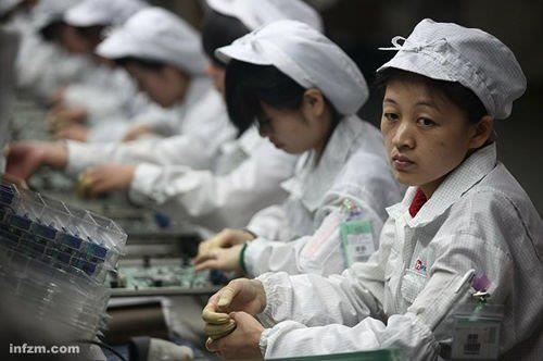 Foxconn, the world's largest electronic component maker (think: Apple, Amazon, Nintendo, Dell, Panasonic) is not a nice place to work. So rampant have the suicides been that last year the company made workers sign pledges not to kill themselves.