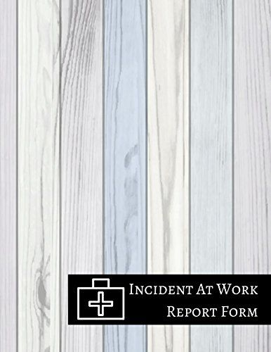 Incident At Work Report Form  US $5.99 & FREE Shipping  #bigboxpower