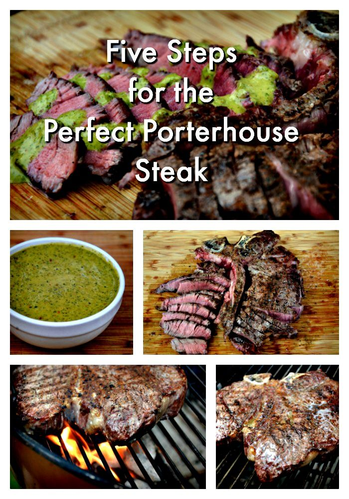 Five Steps for the Perfect Porterhouse Steak : bbqdryrubs #porterhouse #steak