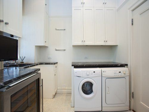 In-apartment laundry rooms that make doing the wash a downright delight