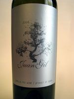 Best Spanish Wines Under $20: 2006 Juan Gil Wine from Jumilla D.O.