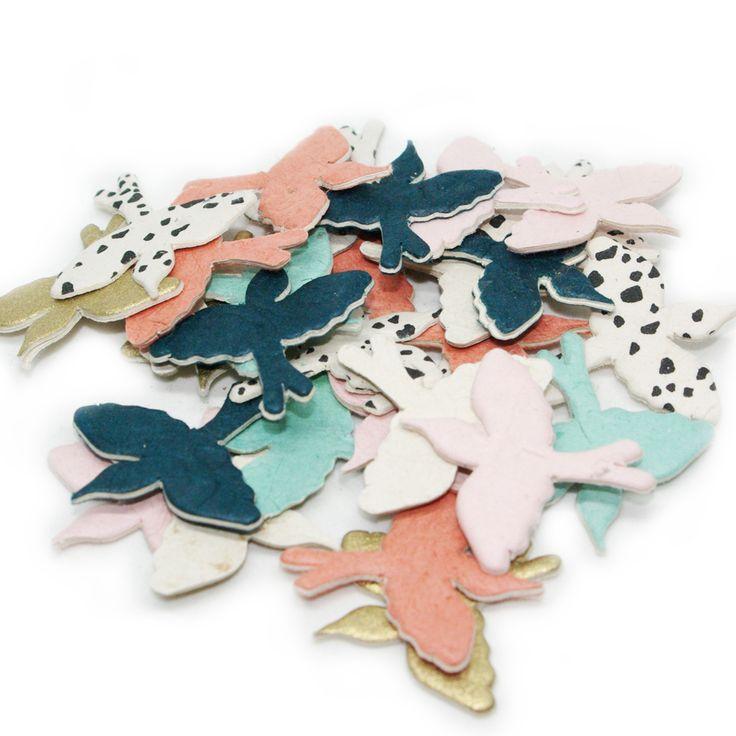 Confetti uit Nepal