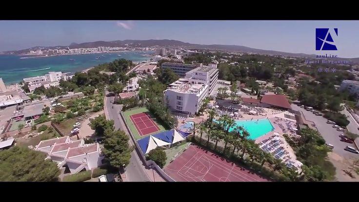 Отель с теннисным кортом в Ибица Испания