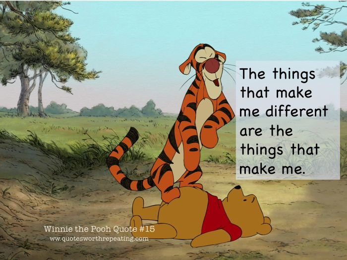 Winnie the Pooh Quote #15