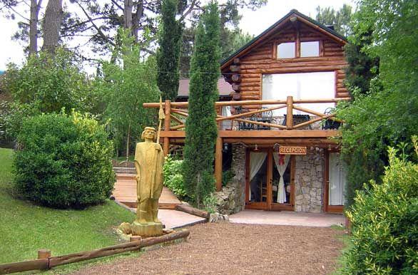 Benef cios das casas r sticas em madeira http www - Casitas rusticas de campo ...