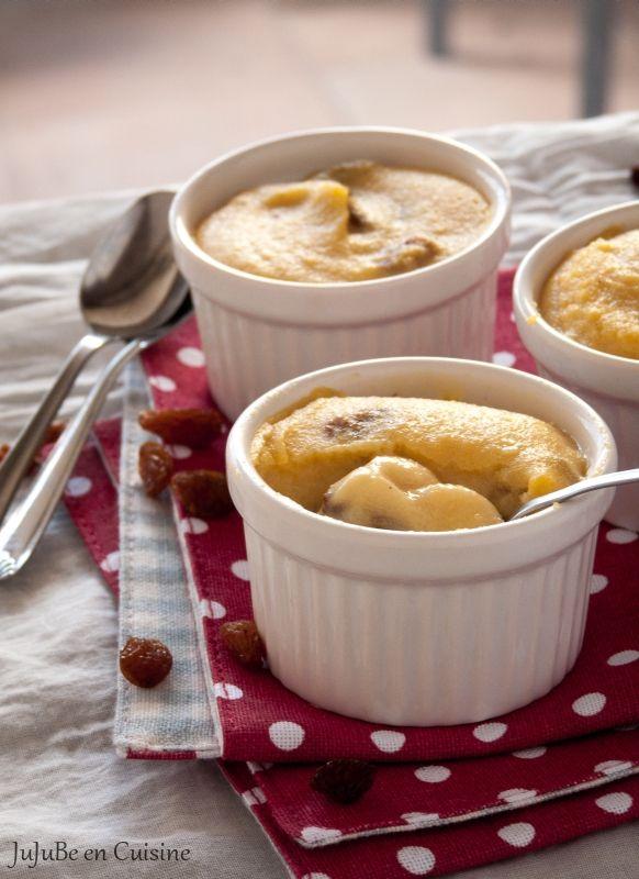 Crèmes dessert à la farine de maïs