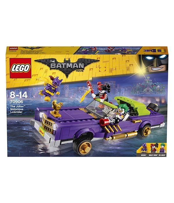 Lego Batman Movie 70906 Лоурайдер Джокера