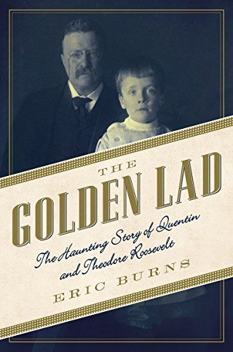 The Golden Lad: The Haunting Story of Quentin and Theodore Roosevelt by Eric Burns http://www.amazon.com/dp/1605989517/ref=cm_sw_r_pi_dp_8PfOwb1SF1B08