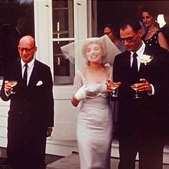 Happy Birthday Marilyn Monroe! The screen siren would have been 90 today, and we're looking back at her weddings in celebration.