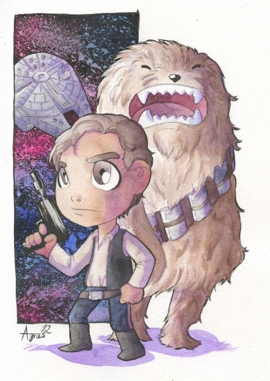 Young Han Solo designs for Disneys spinoffs... #hansolo #younghansolo