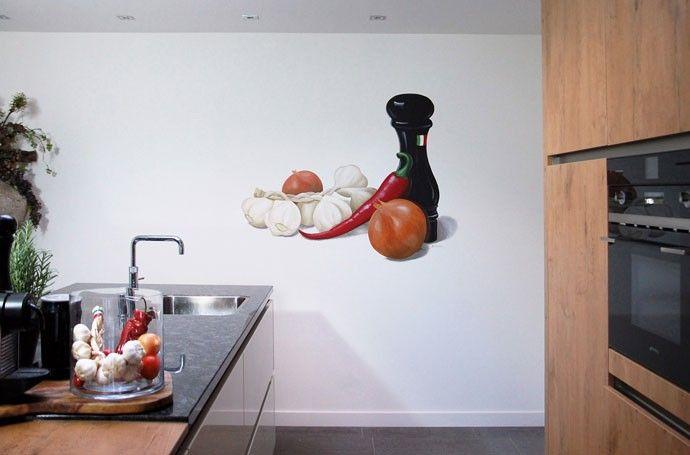 25 beste idee n over muurschildering ontwerp op pinterest muur ontwerp schilderen - Ontwerp muurschildering ...