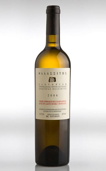 Gaia Wines Thalassitis Barrel White Wine