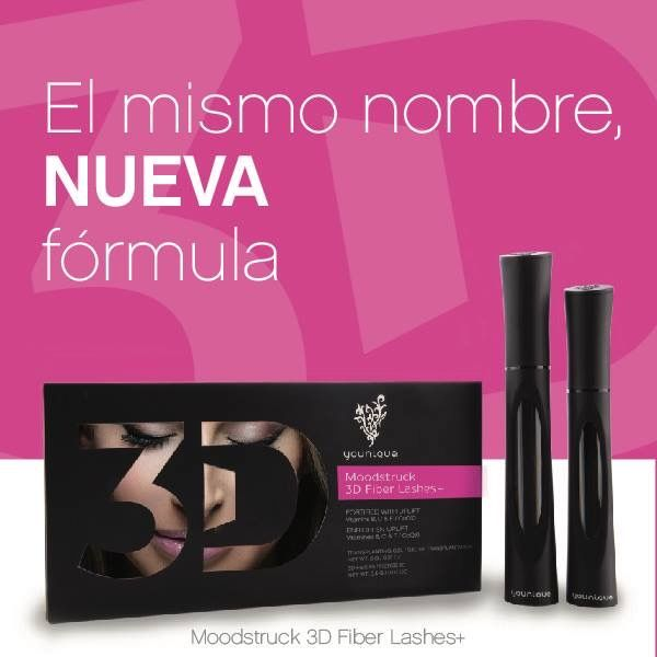 3D fiberlash mascara!!! #3dfiberlash #españa #spain #maquillaje #younique #mexico #mexicanas Tienda www.oohlalaura.uk