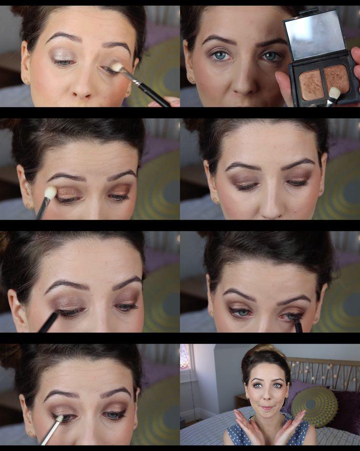 My Spring/Summer Hair & Makeup | Zoella Nars Isolde Eyeshadow Duo
