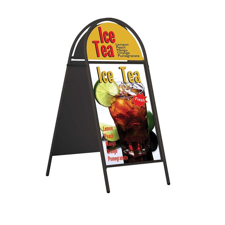 11 best Swing Wing Sign Holders images on Pinterest | Base, Beauty ...